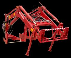 FORTIS 1600 front-end loader