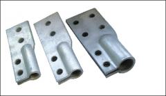 Зажимы аппаратные штыревые (Ввод низкого напряжения трансформатора)