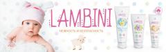 Children's cosmetics of LAMBINI