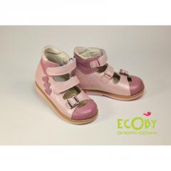 Ортопедичні туфельки ТМ Ecoby   Модель:  108LP
