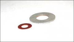 Washers aluminum-copper PMA type