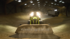 Claas front-end loader