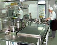 Equipamento tecnológico para a alimentação