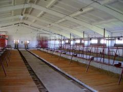 Navozouborochny TSN-2B, TSN-3B conveyors.