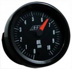 Прибор измерения давления масла   АEM Oil Pressure