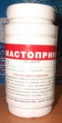 "Preparation ""Mastoprim""."