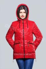Demi-season women's jacket - model the Aster,