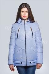 Молодежная весенняя куртка - модель Беатрис