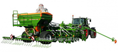 High-performance seeder of Primera