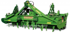 Rotational cultivator of KG