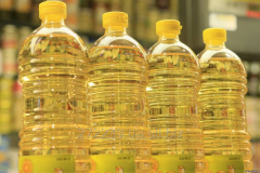 Sunflower oil refined (packed up)