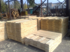Board pine pallet 2 grades, purchase of board