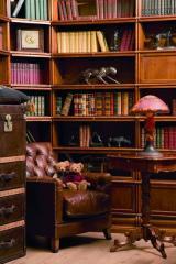 Мебель на заказ из ценных пород дерева от