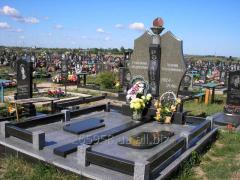 Gravestone monumen