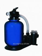 Filtrational set, 12 m3/hour