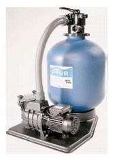 Filtrational set of 375 mm, 6 m3/hour with the
