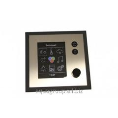 Control unit eos emotec d control panel