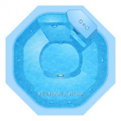 Composite pool Baden