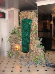 Водопады декоративные для баров, кафе, ресторанов,