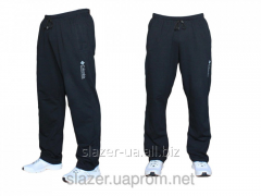 Man's sports pants from jersey of Colambia