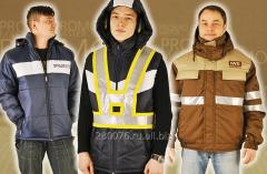 Куртки безрукавки