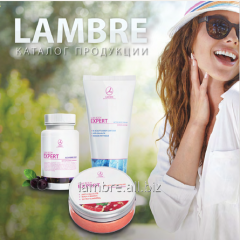To look at the LAMBRE CATALOGUE