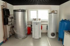Innovation: An adsorption heat pump
