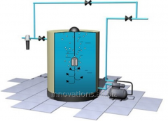Innovation: Aeration device for deferrization of