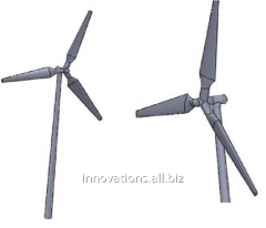Инновация: Ветроэнергетическая установка в...