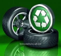 Innovation: A line for recycling automobile tires