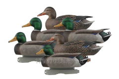 Утиные чучела кряква Greenhead Gear® Pro-Grade Series™ Mallard Active Pack