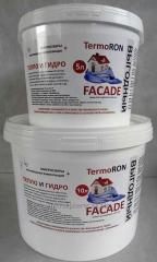 Liquid thermal insulation Termoron Fasad