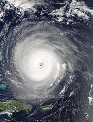 Инновация: Устройство для эффективного уменьшения энергии вертикального потока урагана