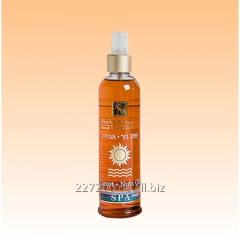 Mорковно-ореховое масло для загара Health and