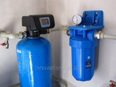 Innovation: The device for water deferrization