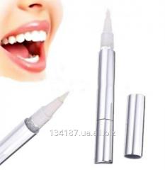 Отбеливающий карандаш Teeth Whitening Pen / отбеливание зубов в домашних условиях