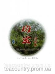 Чай Шен Пуэр - Ban Jian (вес 357 гр.-блин, год