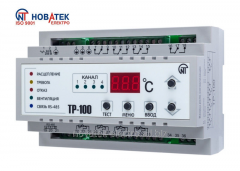 The digital temperature relay TR-100