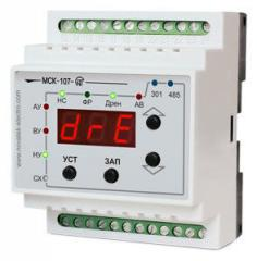 Controller of pump station MSK-107 (relay of