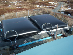 Резервуар для хранения ГСМ 20 м3