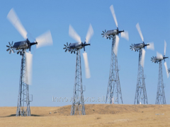 Innovation: Efficient support for wind turbines