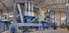 Циклон  для улавливания из газов взвешенных мини