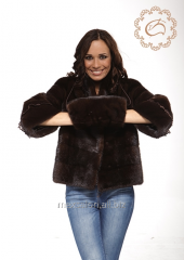 Fur couplings, accessories from fur