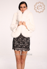 The jacket is fur, tailoring of short fur coats
