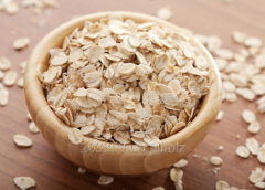 Oat flakes of 0,5-50 kg