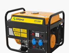 Электрогенератор SADKO GPS-3000