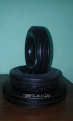 Wheel industrial 125х38х50