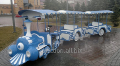 The attractions towed under the order