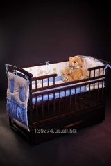 Beautiful bed for the little ones