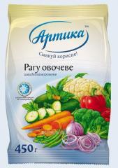 Рагу овощное быстрозамороженное